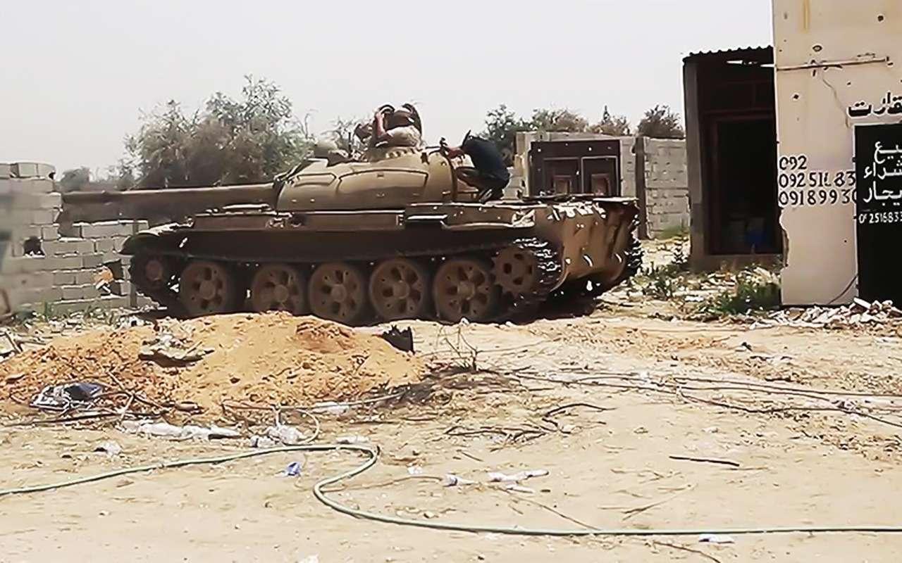 Советский танк Т-55— как онстал рабочей лошадкой третьего мира— фото 989103