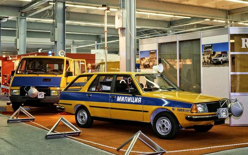 универсал Renault 18и фургон Traffic