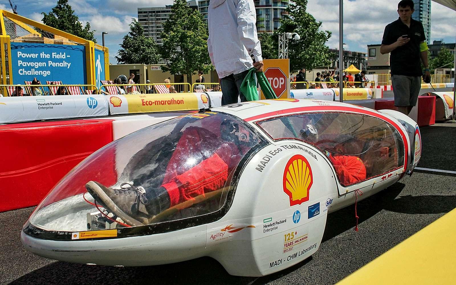 238километров налитре топлива!— фото 764599