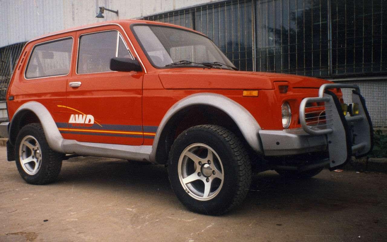 14советских автомобилей сдизелем— почему ихотнас скрывали— фото 954440