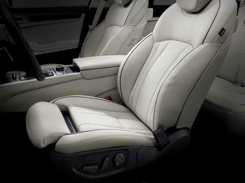DH_Intelligent driver seat