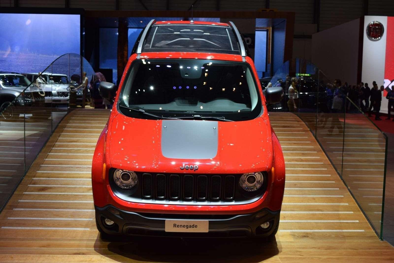 Jeep раскрыл цены насамую доступную модель вРоссии— фото 383897