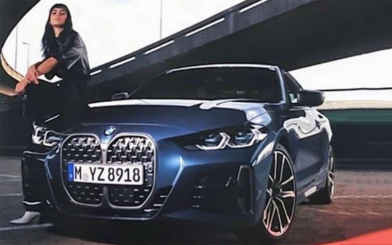 Новый BMW 4-й серии: первые фото перед премьерой— фото 1137121