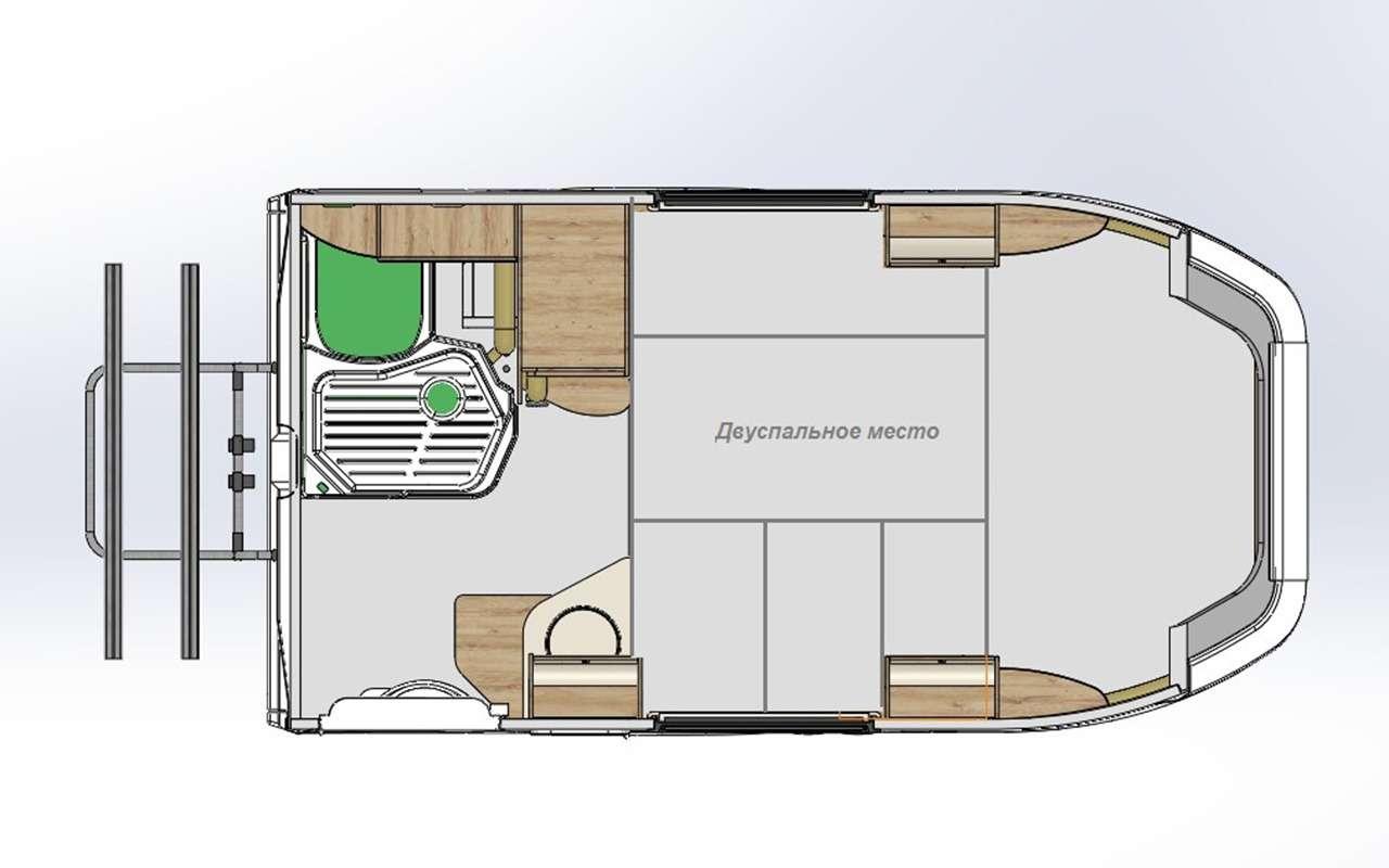 Lada Granta замиллион— скроватью, душем итуалетом!— фото 977676