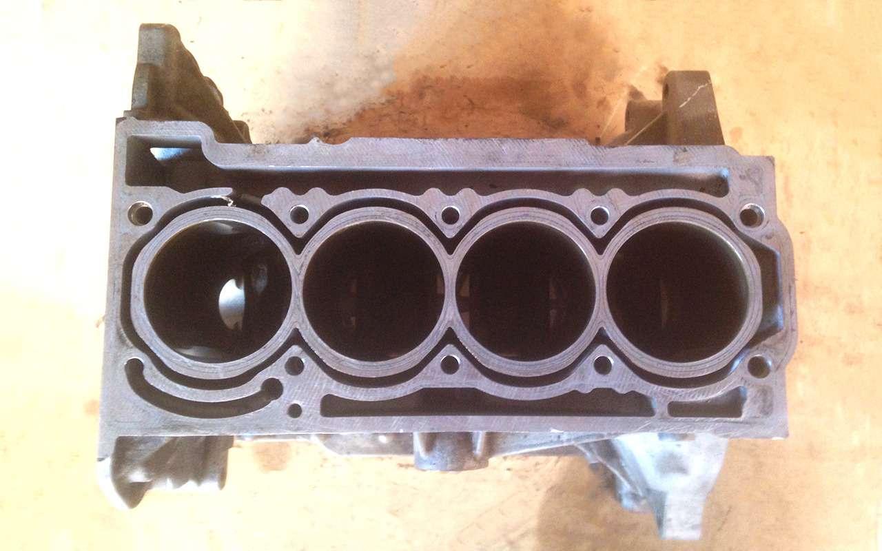 Всепроблемы двигателя Volkswagen 1.6— экспертиза «Зарулем»— фото 981079