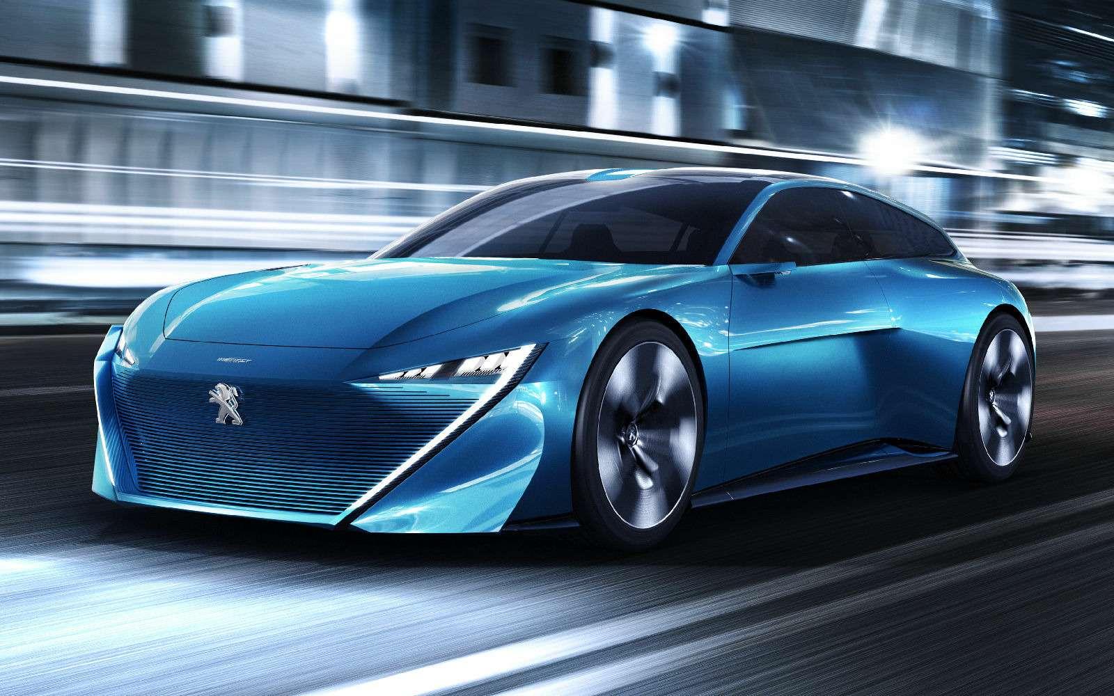 Peugeot Instinct: ваше первое «Я»— фото 713220