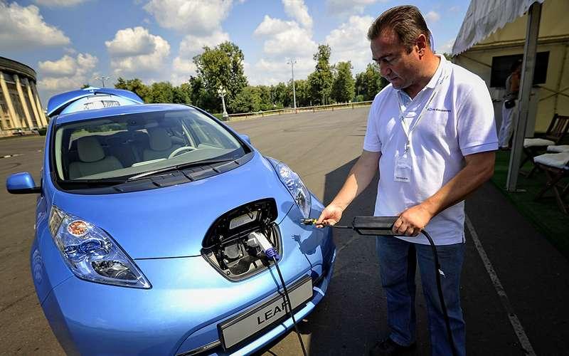 Ктобы мог поверить: вРоссии дефицит электромобилей!