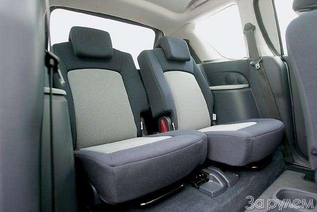 Тест Renault Modus, Peugeot 1007, Honda Jazz. Загадки малых форм— фото 61778
