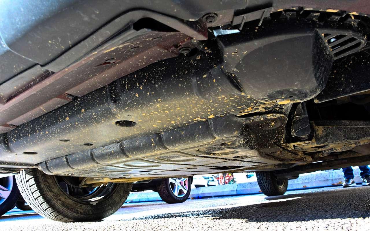 Какбы кроссоверы: тест Renault Logan Stepway иSandero Stepway— фото 942648