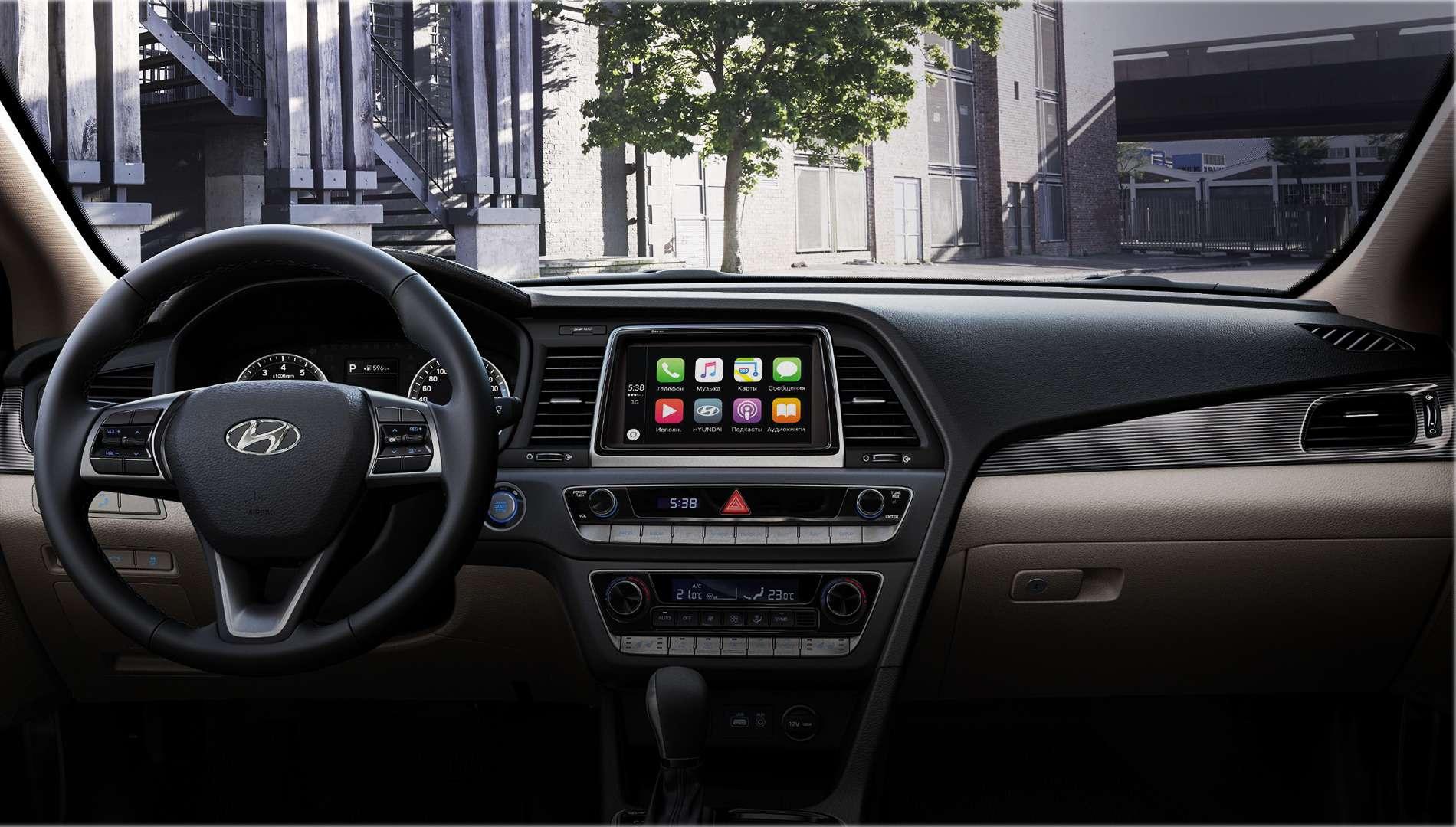 Hyundai объявила российские цены навернувшуюся Сонату— фото 796850
