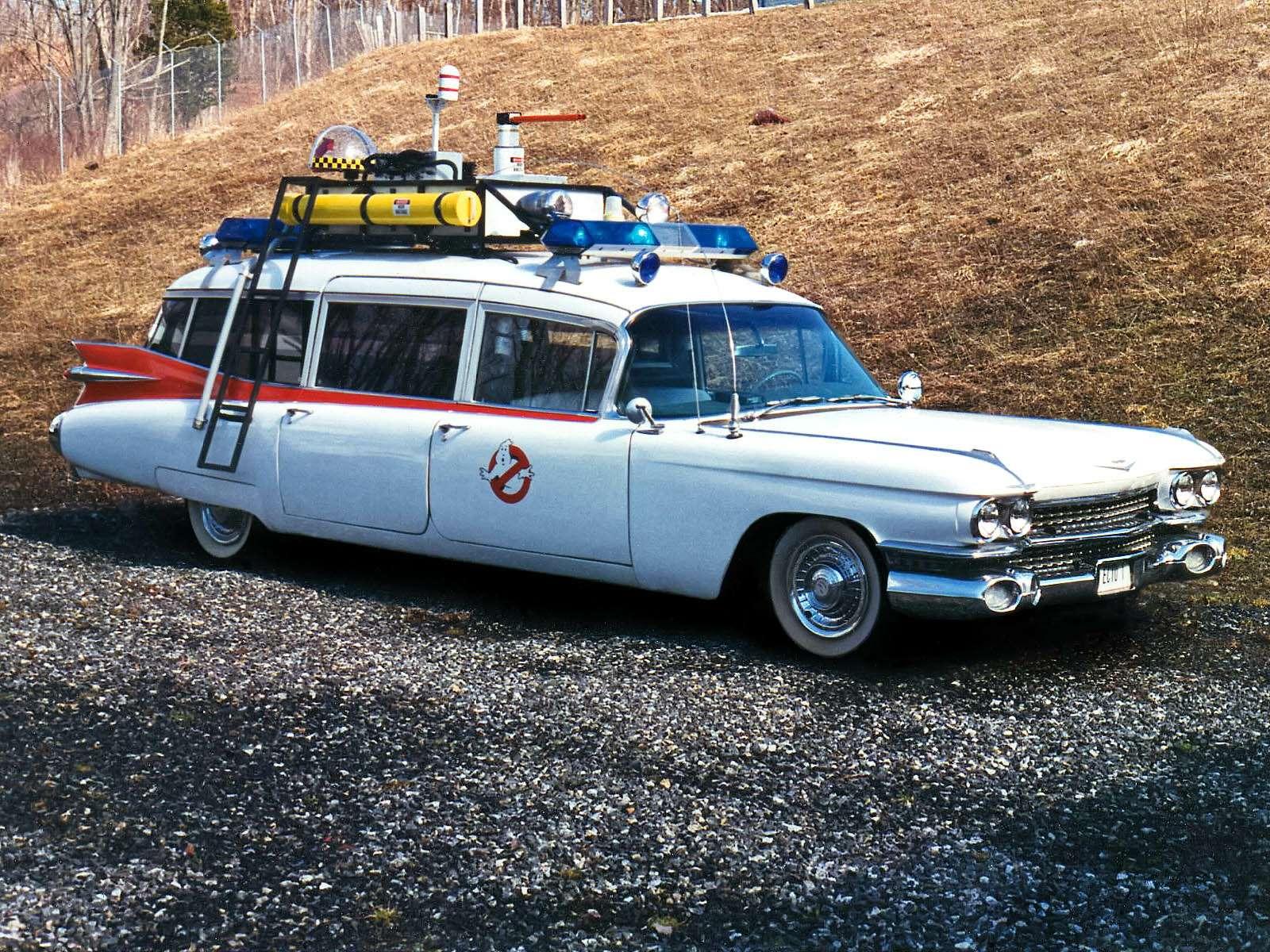 Аллея славы: топ-15 автомобилей— героев кино иTV— фото 604817