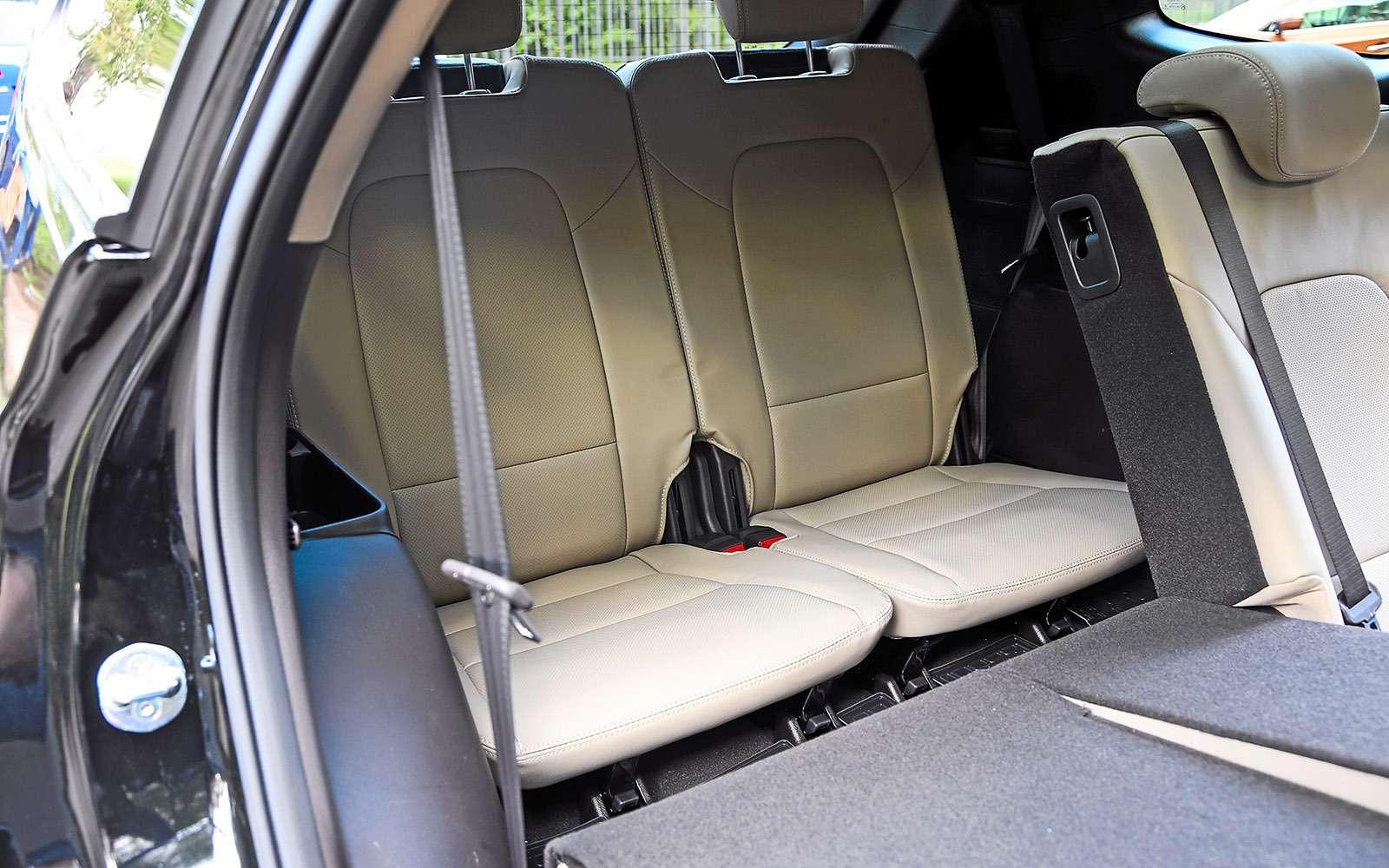 Новый Nissan Murano против конкурентов: длинные рубли— фото 691708