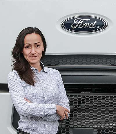 Новый 18-тонный грузовик Ford российской сборки— фото 1226831