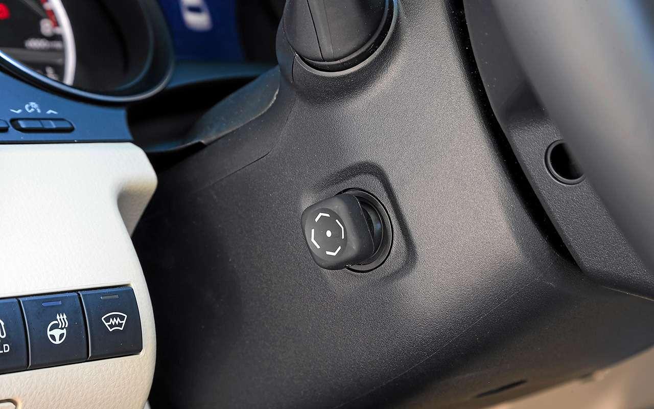 Toyota Camry, Kia K5, VWPassat— большой тест-сравнение— фото 1262499