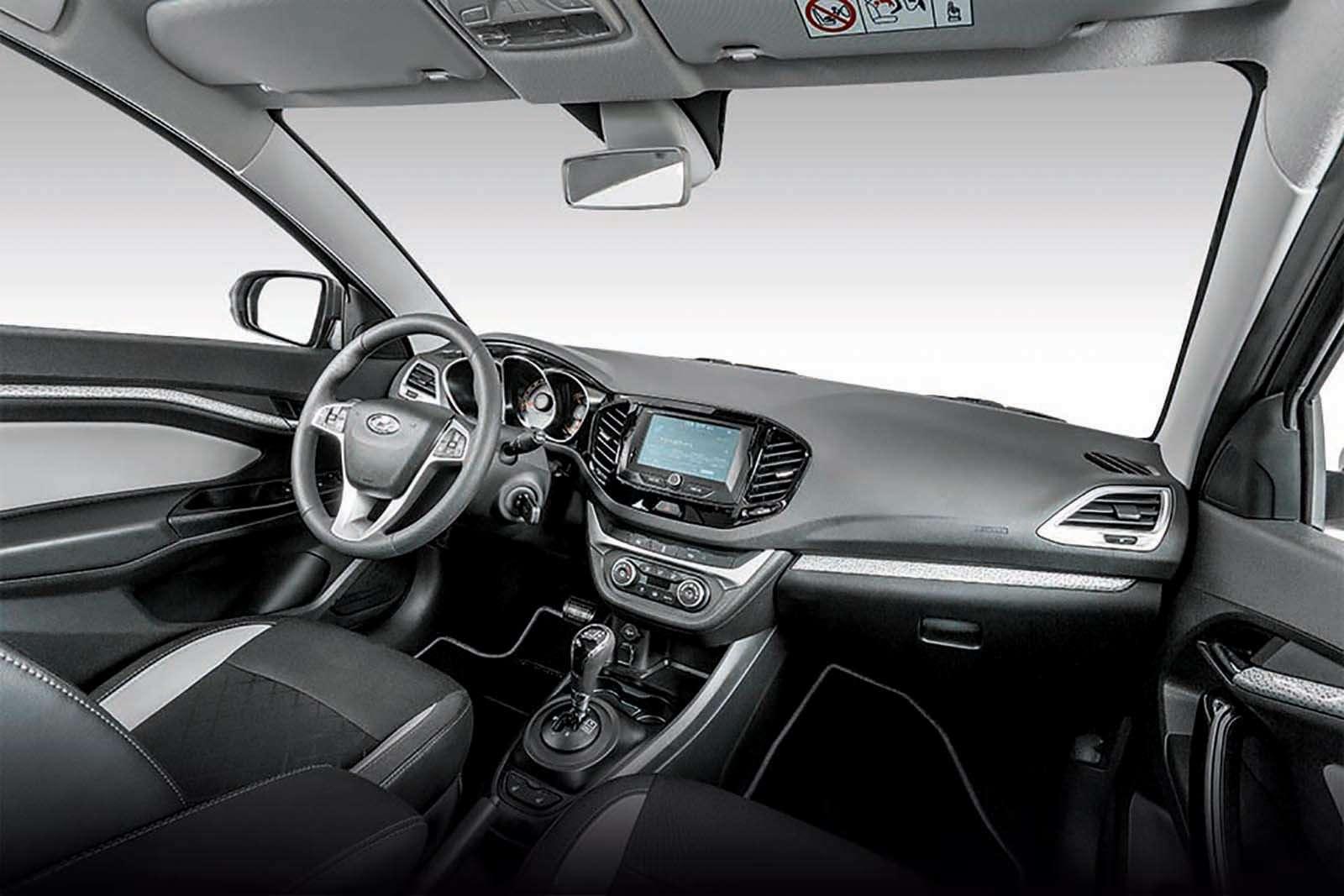 Седан Lada Vesta Cross: производство началось. Когда его ждать впродаже?— фото 863366