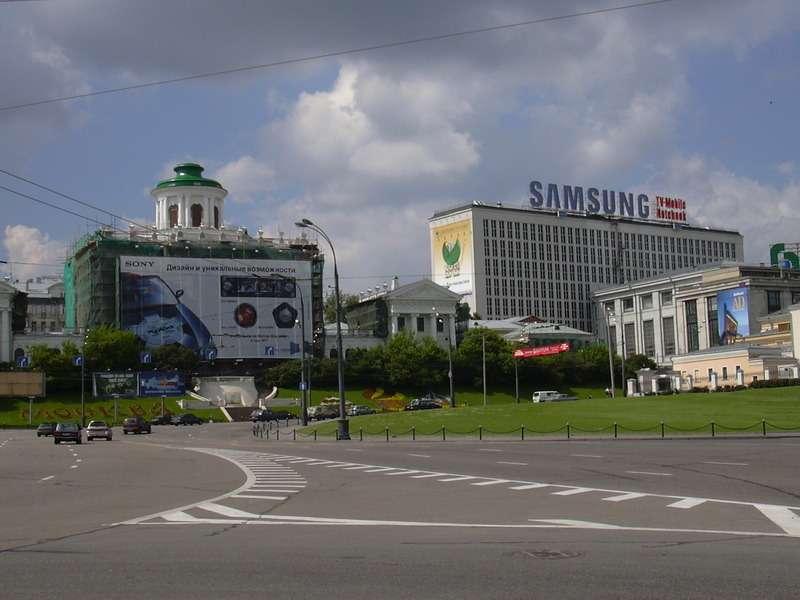 Путешествие наБельведер, или Чертовщина Ваганьковского холма— фото 724745