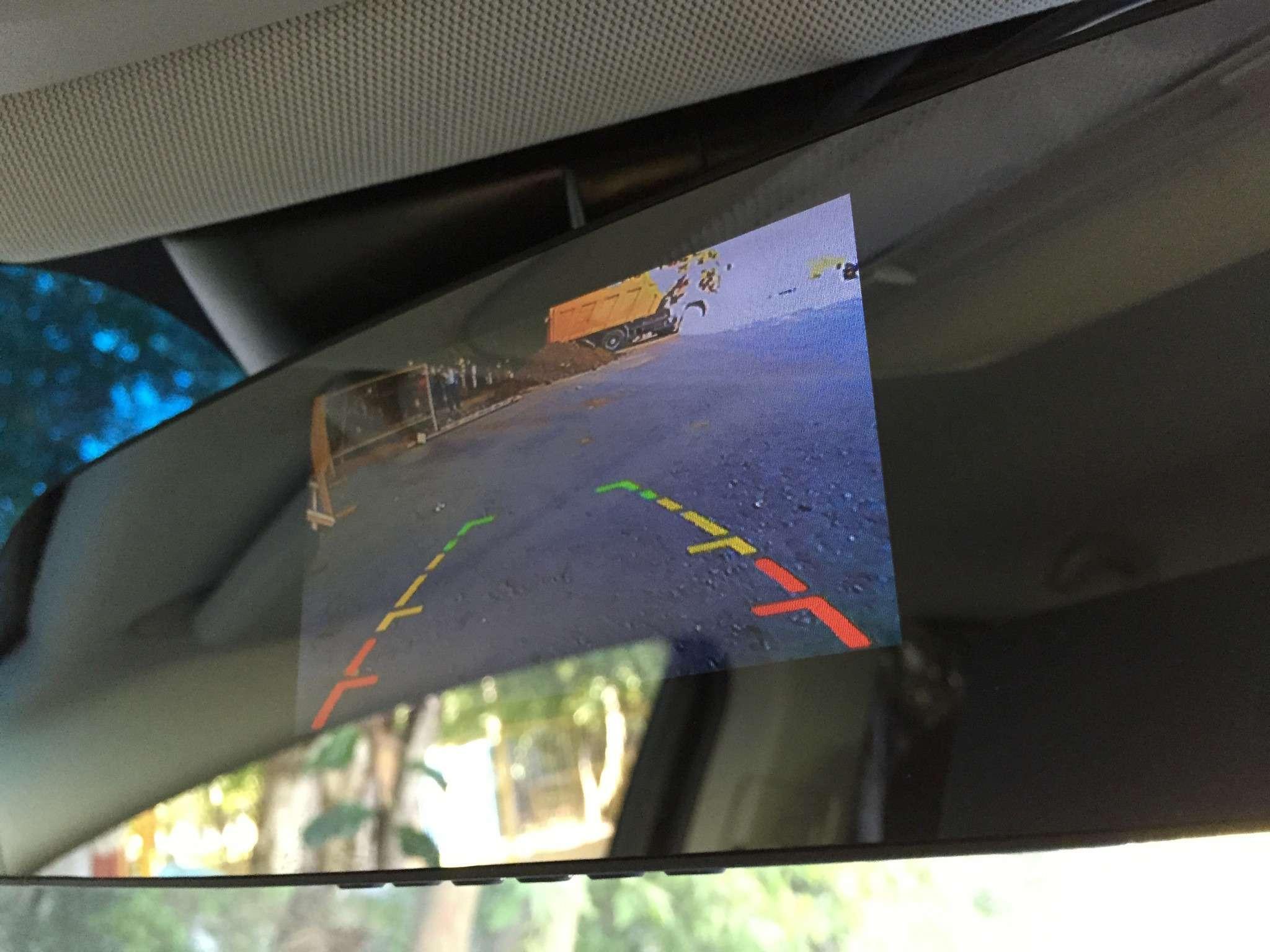 Видеорегистраторы TrendVision TDR-718GP иMR-710GP: взеркальном отражении— фото 387620