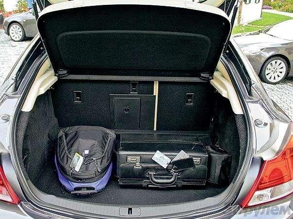 Презентация Opel Insignia: Кто музыку заказывает?— фото 90531