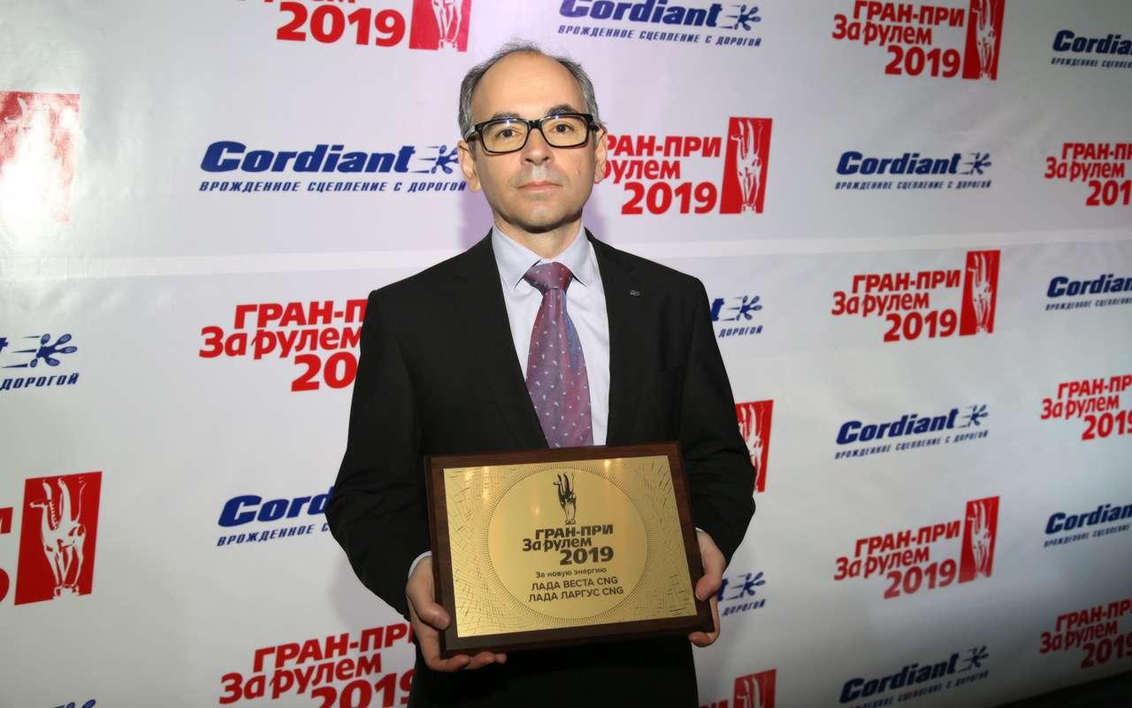 Гран-при «Зарулем»: лучшие автоновинки исобытия 2018 года— фото 961734