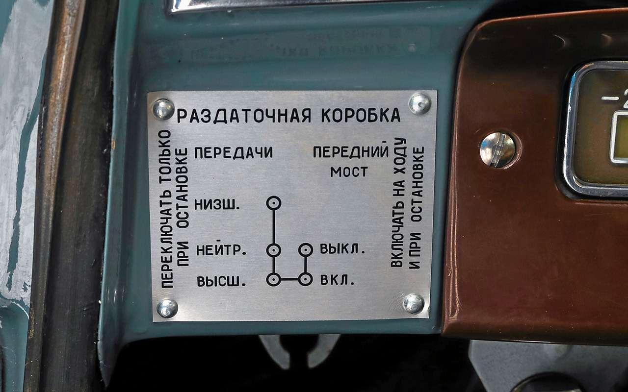 Машина длядиректоров иколхозников— история уникального Москвича‑411— фото 1018445