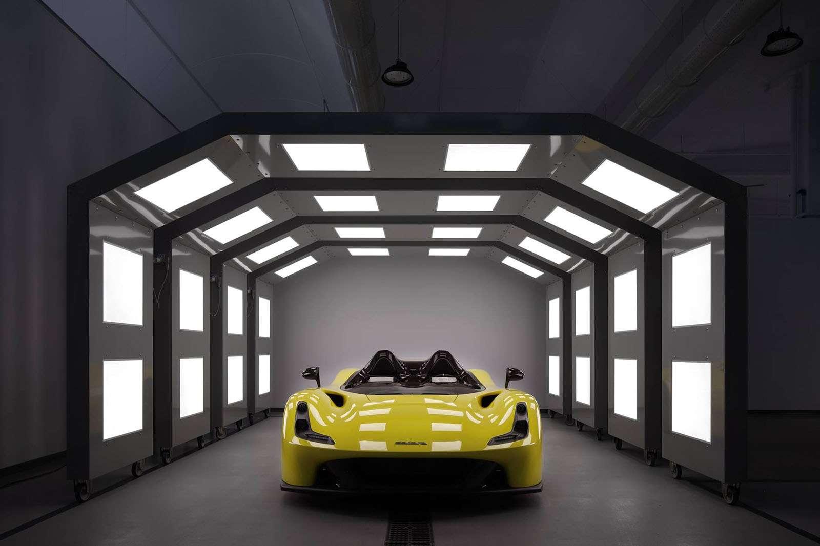 Гоночная машина надороге? Возможно итакое: Dallara выпустит спорткар— фото 816898
