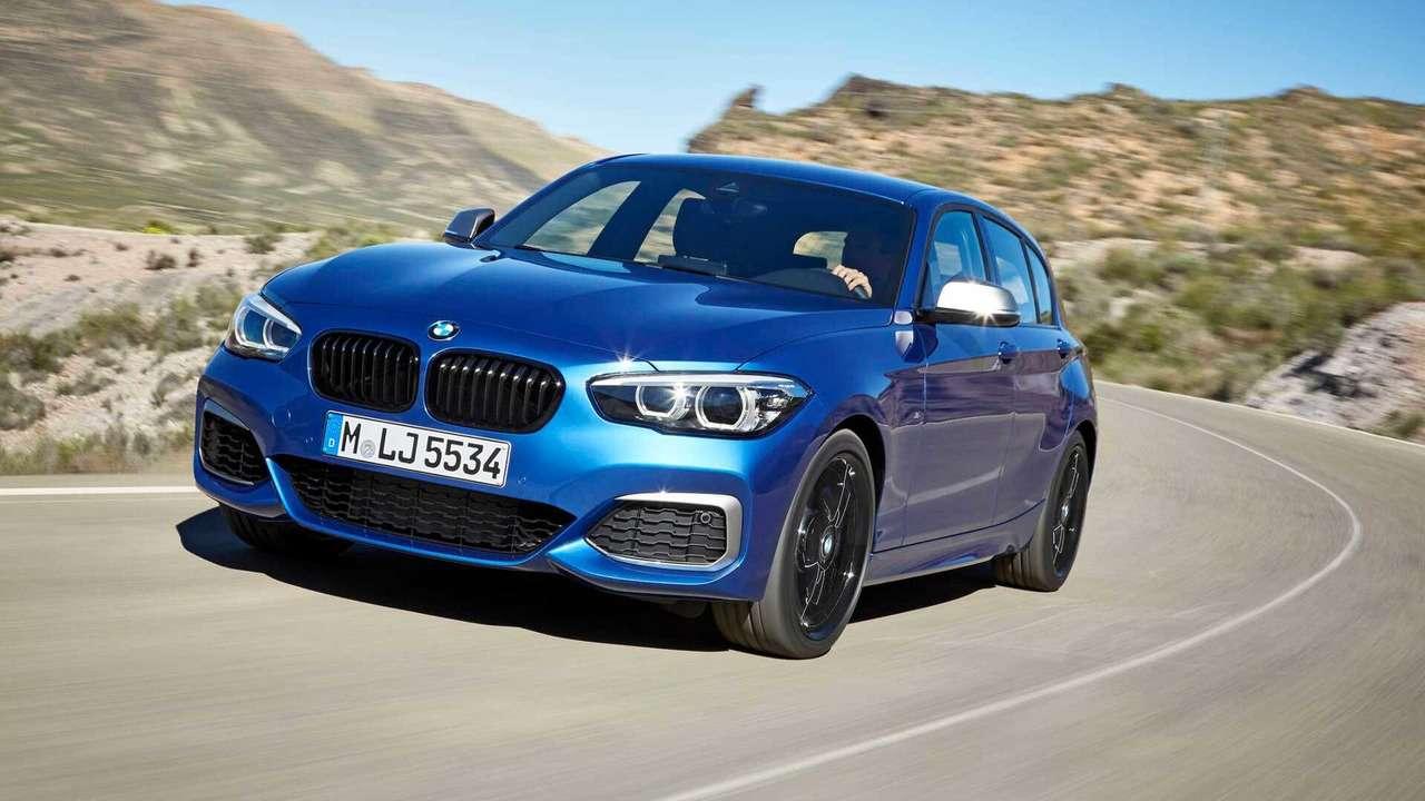 Теневые эффекты: BMW 1-й и2-й серий обновились— фото 749769