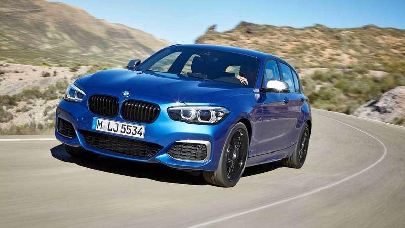 Теневые эффекты: BMW 1-й и2-й серий обновились
