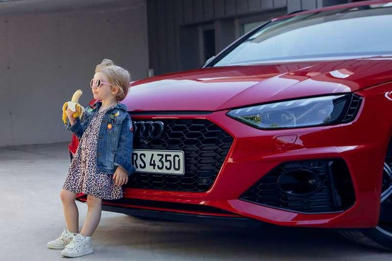 Рекламу Audi смаленькой девочкой сочли «небезопасной» и«сексуально провокационной»