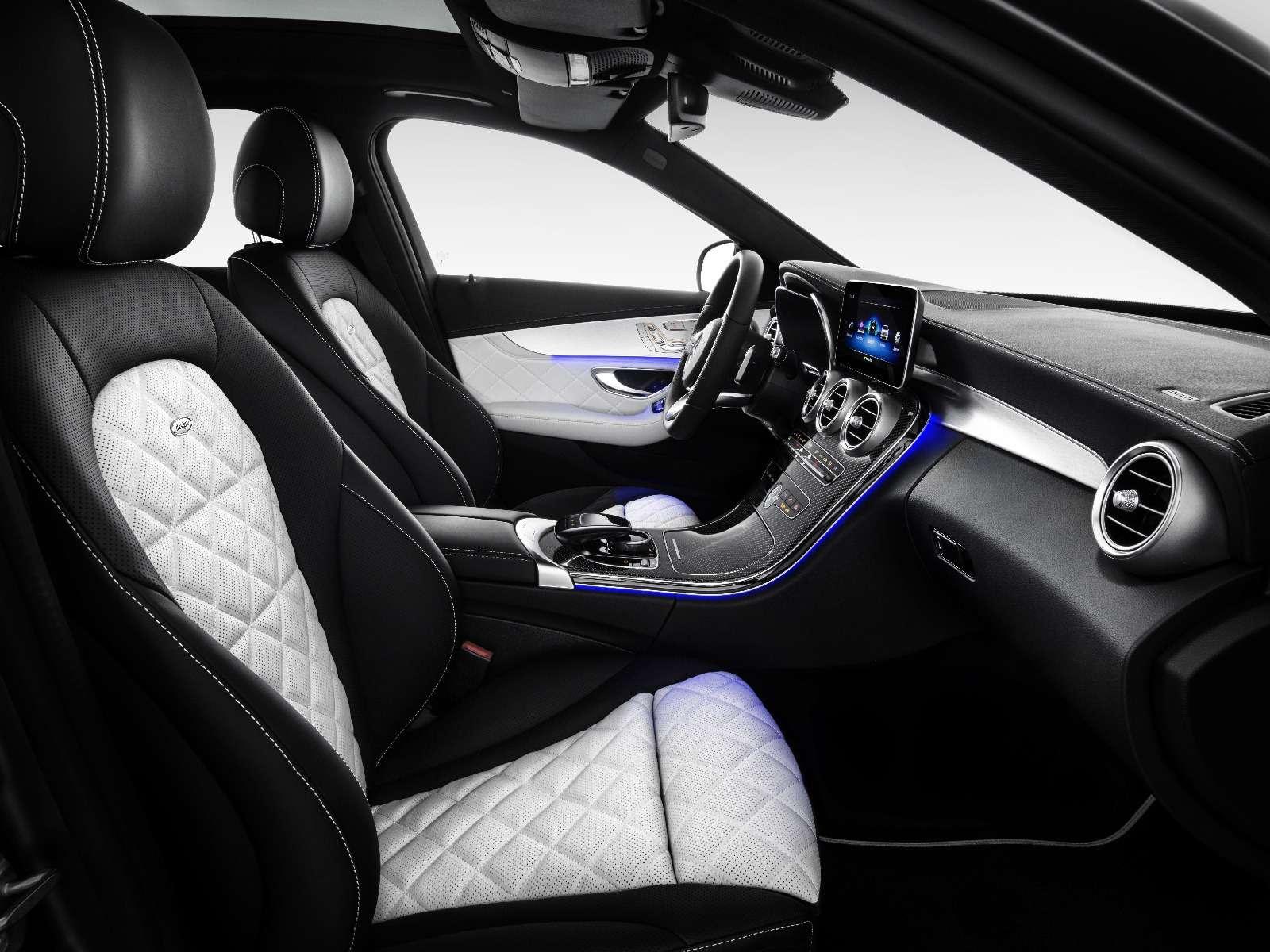 Обновленный Mercedes-Benz C-класса: посмотри ему вглаза— фото 845046