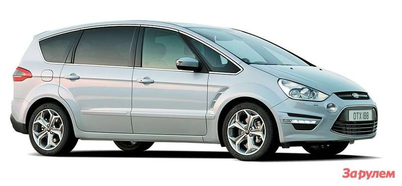 Ford SMAX 2011