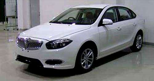 Китайцы усовершенствовали BMW 3-й серии