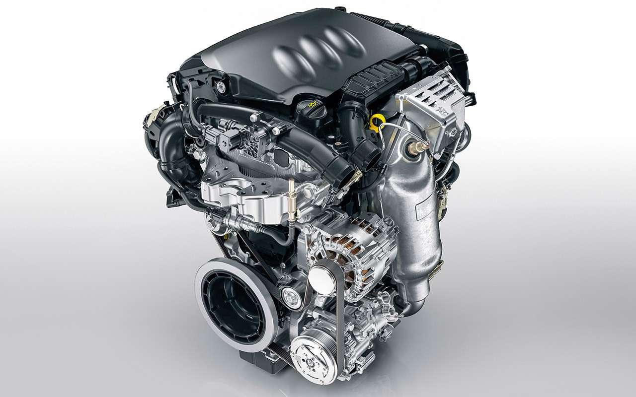Opel Crossland: подробный разбор нового кроссовера— фото 1263216