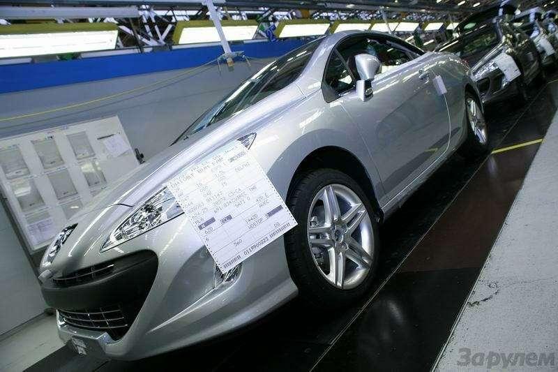 Завод Peugeot вСошо— фото 90224