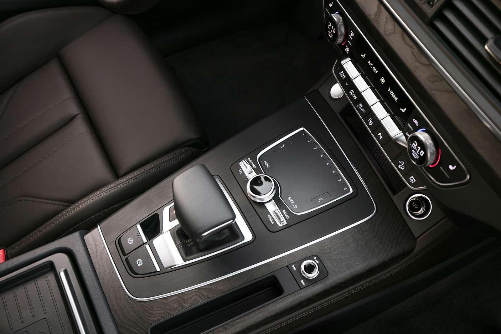 Объявлены рублевые цены нановый Audi Q5— фото 739852