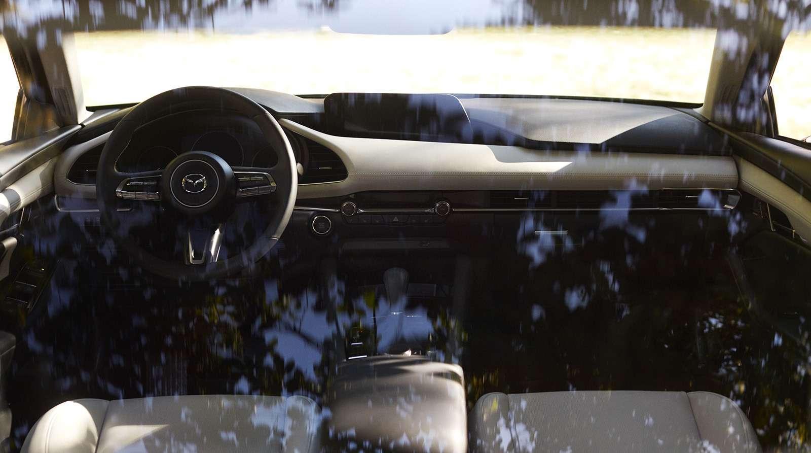 Новая Mazda 3: рассматриваем вдеталях совсех сторон— фото 928227