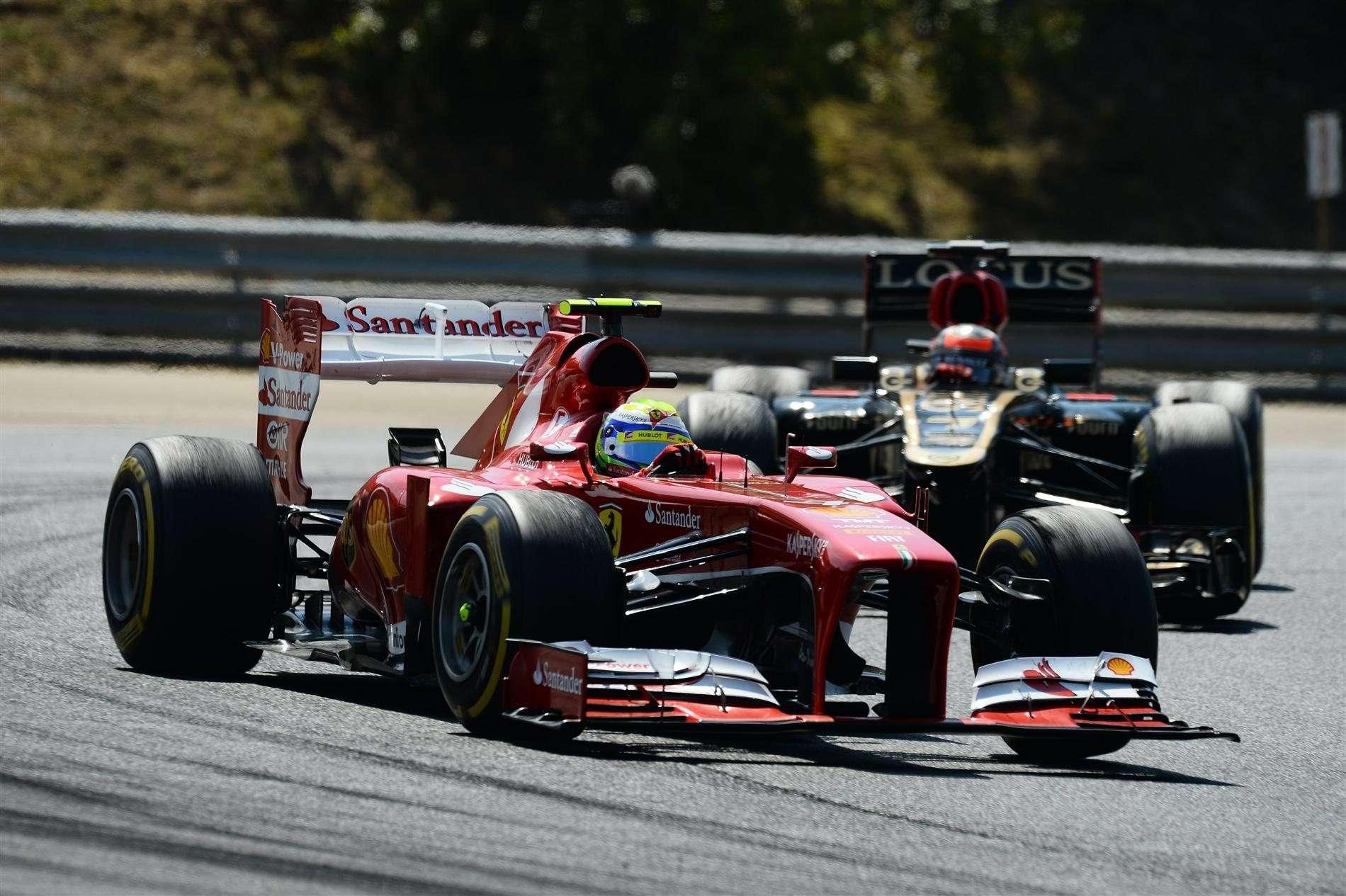Massa Grosjean nocopyright