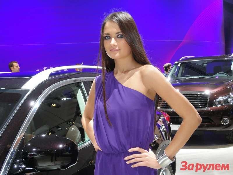Девушки наММАС-2012