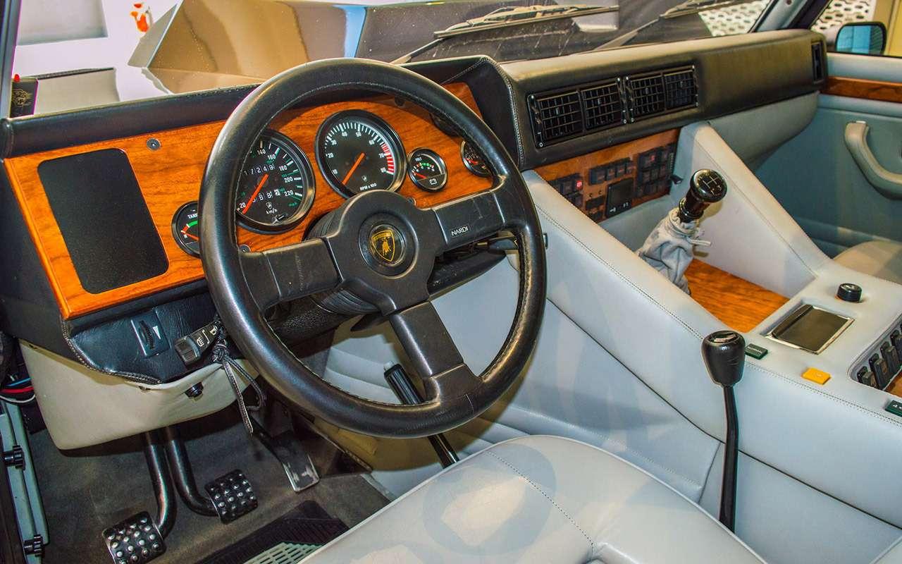 Продается ретропикап Lamborghini. Онтакой странный...— фото 1200276