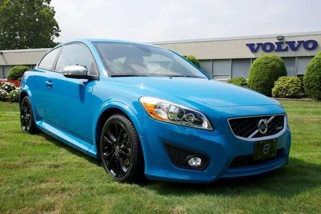 Volvo C30 Polestar Limited Edition side-front view_no_copyright