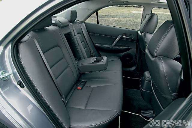 Mazda 6MPS Искусство единения— фото 63570