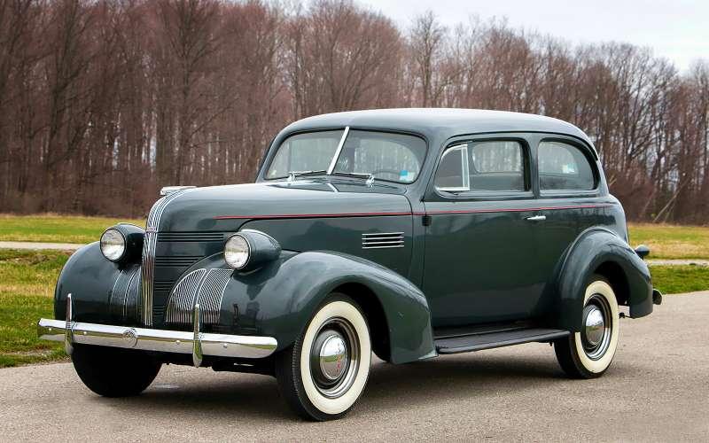 Pontiac 1939 года