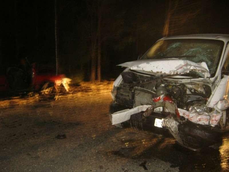 Пять человек погибли вДТП вНовгородской области