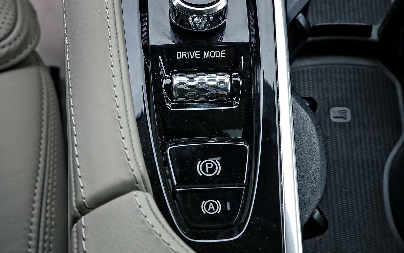 Тест-драйв Volvo V90 Cross Country— хорошо, нодорого— фото 764621