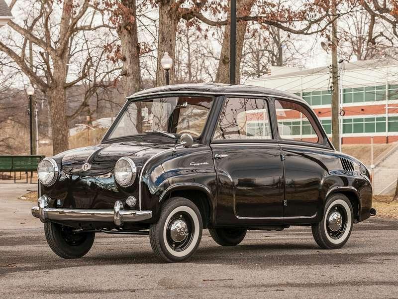 no_copyright_1958 Goggomobil T400
