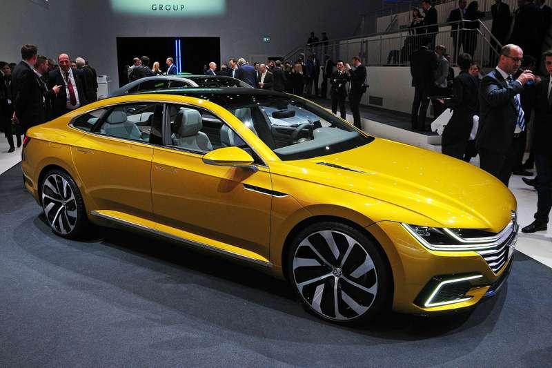 Volkswagen продемонстрировал дизайн будущих моделей