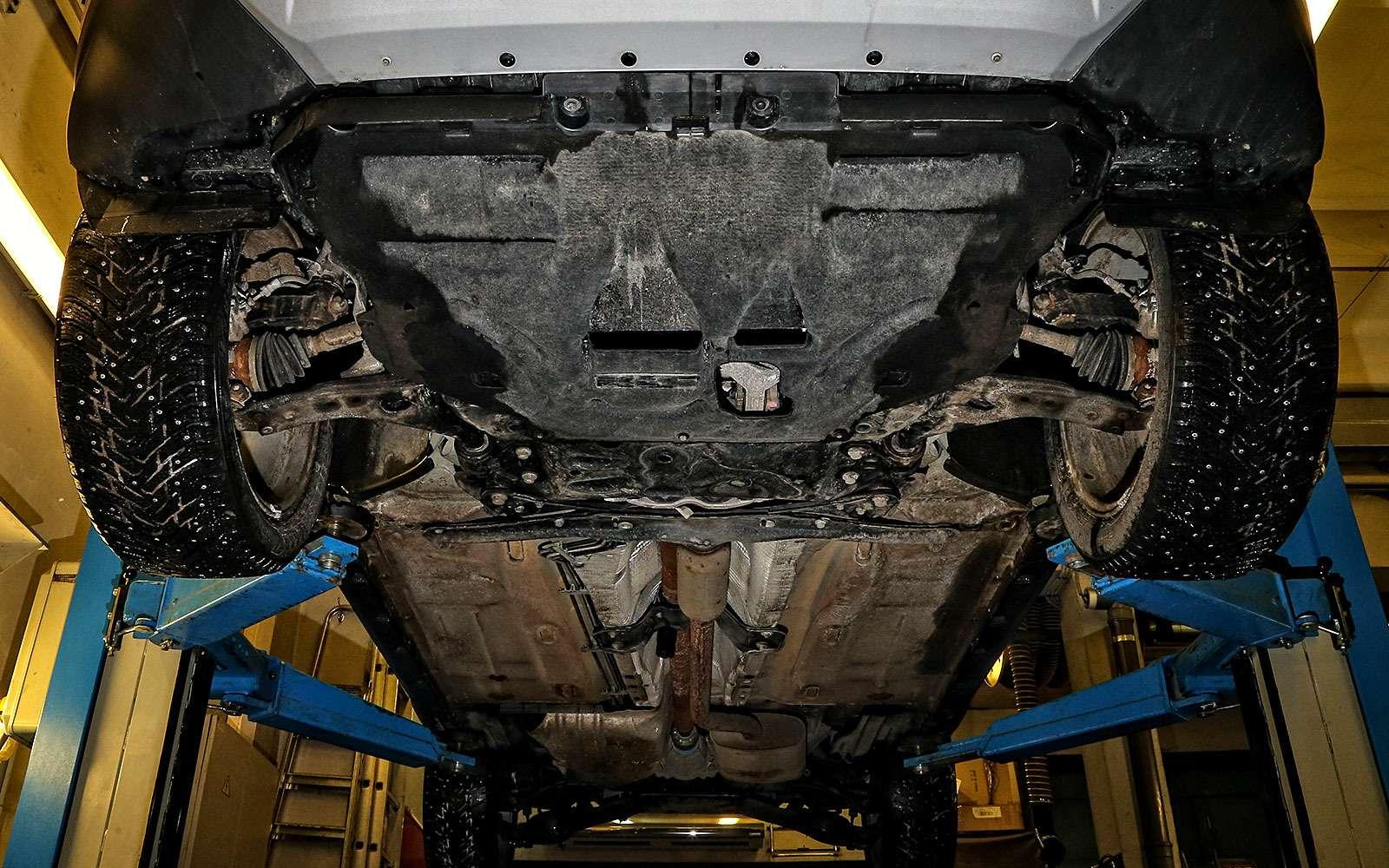 Обновленный Ford Kuga: дочего не дошли руки?— фото 738252