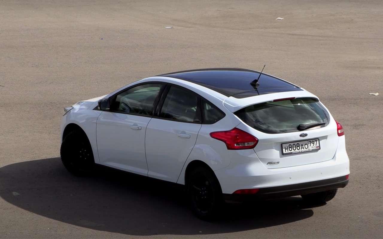 Ford Focus III навторичке: длинный список проблем— фото 1167225
