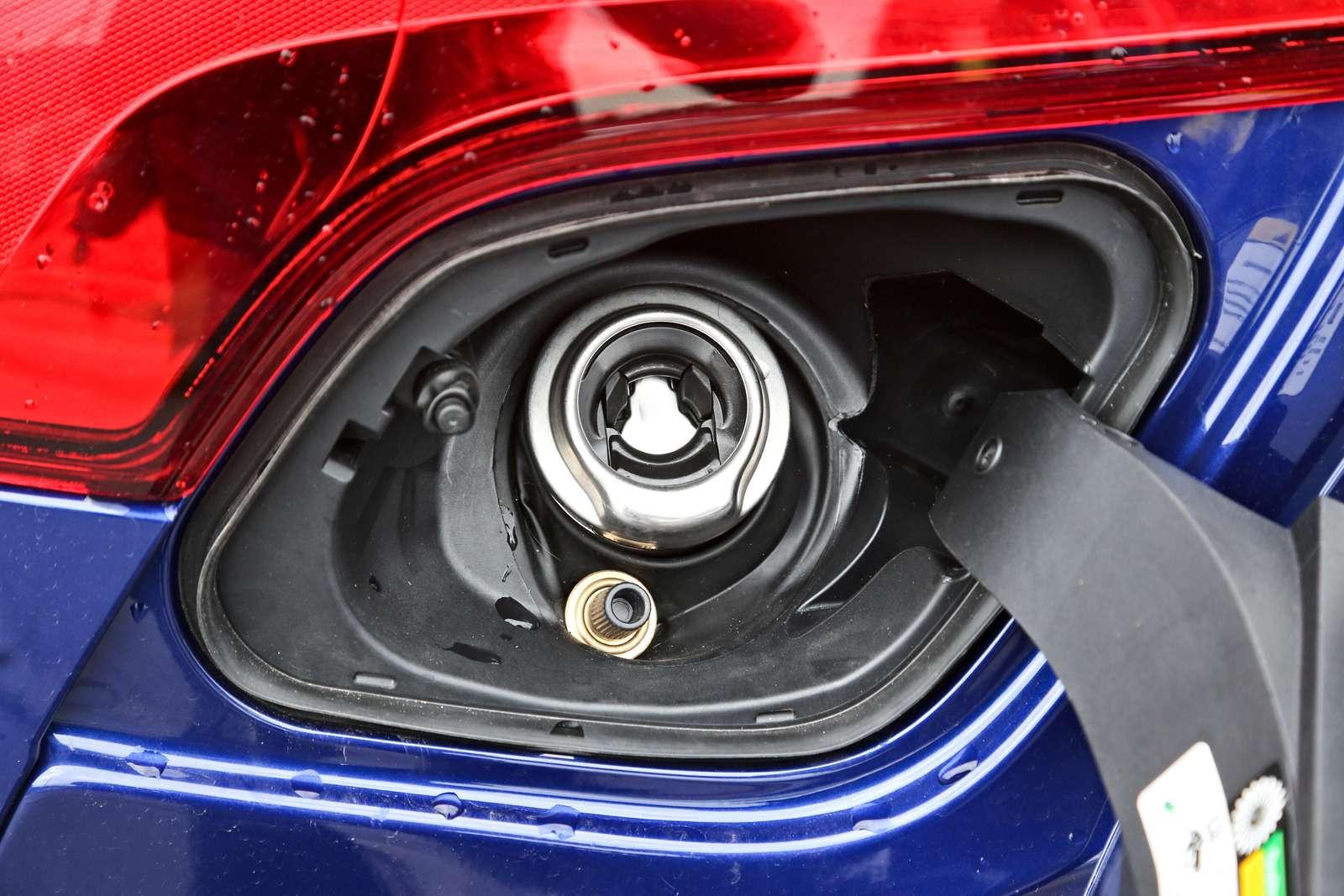 Тест Ford Focus LPG: экономим спропан-бутаном— фото 603384