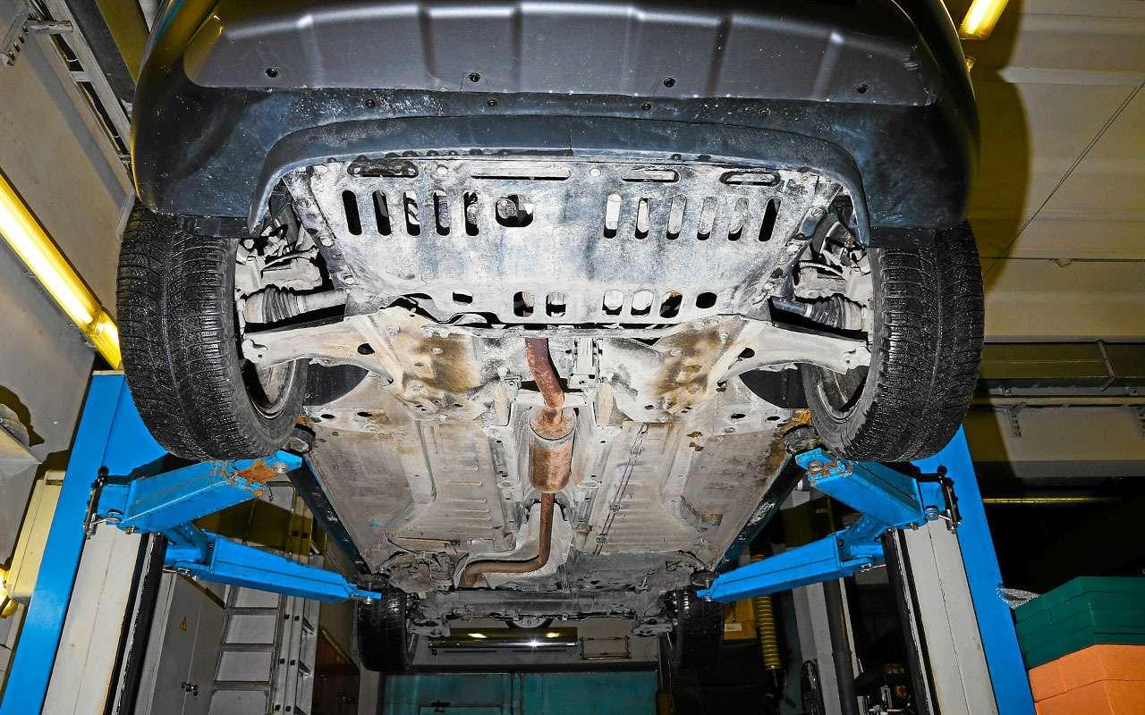 Новые кроссоверы: Citroen C3Aircross сотоварищи— фото 870492