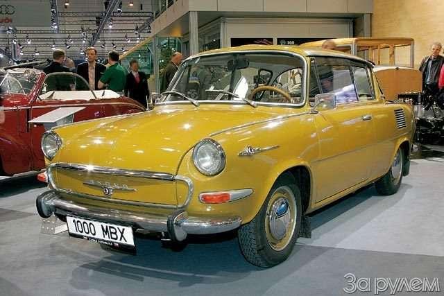 Автомобилям Skoda 100 лет. Знак чешского индейца— фото 60952
